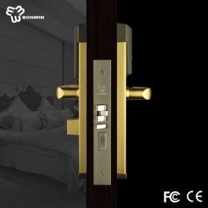 Good Quality and Multifunction Hotel RF Card Lock pictures & photos
