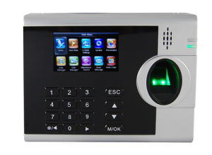 Biometric Fingerprint and ID Card Reader Time Attendance (3000TC/ID) pictures & photos