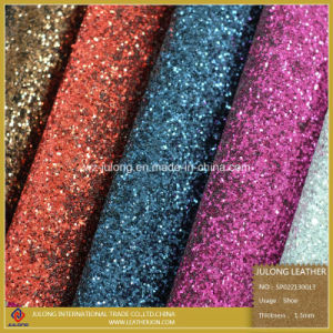 Popular Shiny Material for Shoes (SP022) pictures & photos