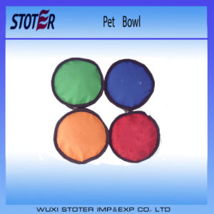 Foldable Portable Bowl for Pets and Dogs pictures & photos