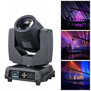 Mini 2r 120W Beam Moving Head Light with 16CH pictures & photos