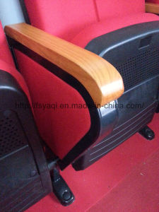Hotsale Competitve Foldable Metal Theater Chair Auditorium Chair Cheap Price Upholstery Small Size Church Chair (YA-16) pictures & photos