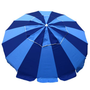 Super Sized Upf 50+ Carnivale Beach Umbrella