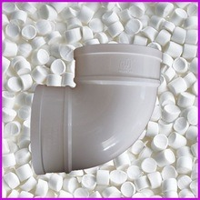 High Quality Plastic Raw Material PVC Granules for Fittings pictures & photos