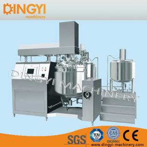 750L Cosmetic Cream Vacuum Emulsifying Machine, Face Cream Vacuum Emulsifying Mixing Machine pictures & photos