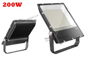 200 Watts Floodlight Philips SMD 3030 Low Price High Quality 200W Slim LED Flood Light pictures & photos