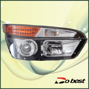 Kinglong Bus Spare Parts Headlight pictures & photos