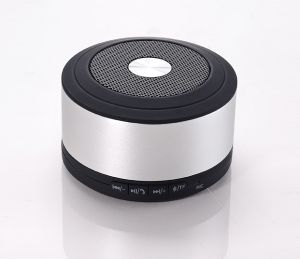 Customzied Promotion Gift Mini Portable Wireless Bluetooth FM Speaker (BS-08) pictures & photos