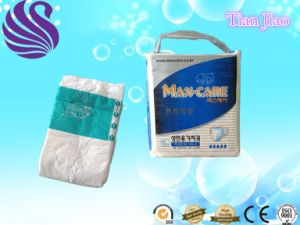 Cheap Soft Cotton Sleepy Adult Diapers Made in China pictures & photos