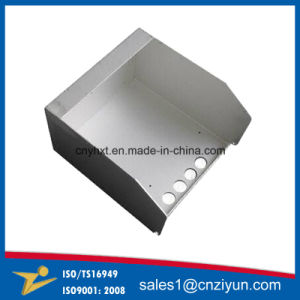 Custom Aluminum Sheet Metal Stampings pictures & photos