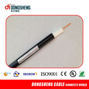 Rg11/Rg59/RG6 Coaxial Cable (CE RoHS UL ISO9001) pictures & photos