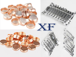 5-50g Refrigerator Parts Y Shape Copper Filter Drier pictures & photos