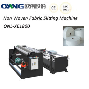 Fully Automatic Nonwoven Fabric Slitting Machine pictures & photos