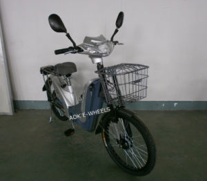 Hot 200W~450W 48V Electric Bicycle with LED Light pictures & photos