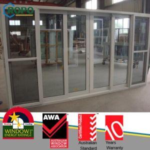 Interior Glass Panel Doors, PVC Sliding Doors pictures & photos