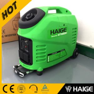 Single Phase Pure Wave Gasoline Inverter Generator (1KW-3KW)