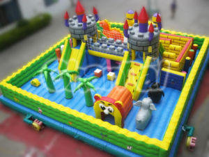 CE Approved Popular Inflatable Obstacle pictures & photos