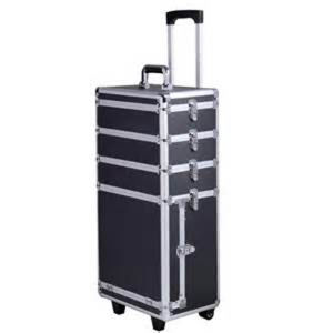 The Cheapest Trolley Makeup Train Case (HX-A0730) pictures & photos