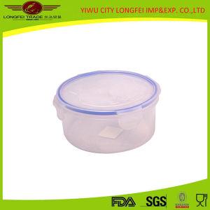 Cheap Portable Plastic Food Crisper Container pictures & photos