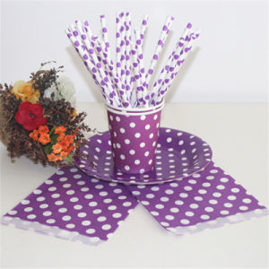 Wholesales Wedding Party Drinking Paper Straw with FDA pictures & photos