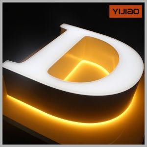 High Luminous Double Lit Acrylic Channel Letter pictures & photos