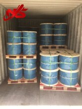 Grease One Blue Strand Steel Wire Rope 6X37+FC pictures & photos