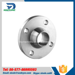 Sanitary Stainless Steel Butt Weld Flange (DY-F042) pictures & photos