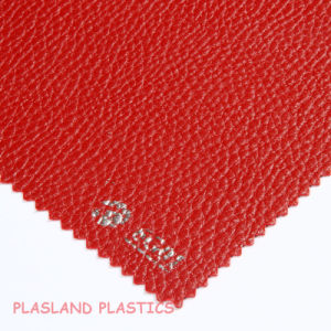 PVC Sponge Leather pictures & photos