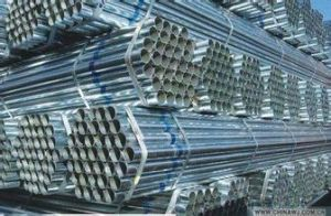 ERW Galvanized Pipe Galvanized Steel Pipe (gi pipe) pictures & photos