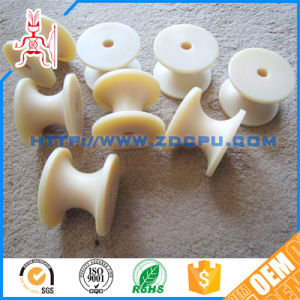 High Precision Nylon Roller Wheel PP Delrin Plastic Rope Guide Pulley pictures & photos