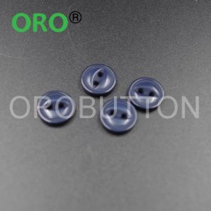 Colored Polyester Resin Garment Buttons