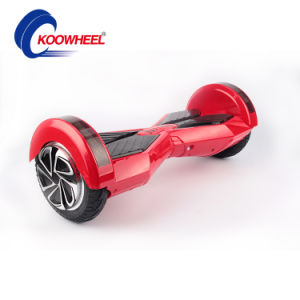 Two Wheel Smart Balance Scooter 2015 New Products 2 Wheel Hoverboard Self Balancing Electric Scooter Hover Board From Los Angeles and UK Warehouse UL 60950-1 pictures & photos