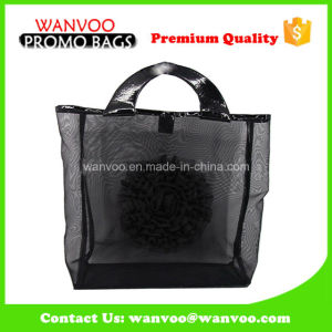 Shoulder Straw Beach Bags with Leather Handle pictures & photos