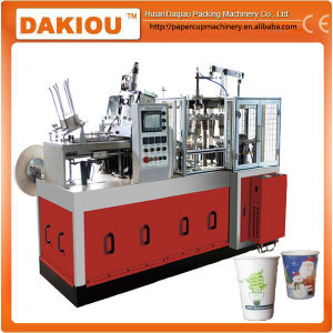 High Quality Hot Sale Automatic High Speed Paper Cup Machine pictures & photos