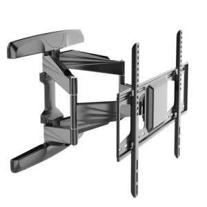 42inch-70inch Low Profile Articulating LED TV Bracket Mount (PSW952L-A) pictures & photos