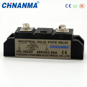 480VAC 60A Solid State Relay for Industry pictures & photos