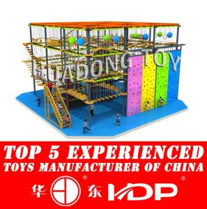 Hot-Sale Indoor Explore Series Playground HD15b-065A pictures & photos