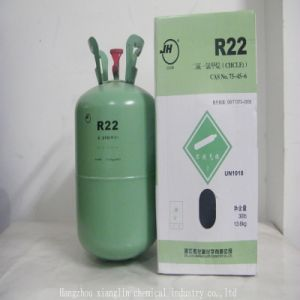 Refrigerant R22 with High Purity>99.9% Use for Refrigeration