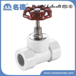 PPR Stop Valve Type C-N for Building Materials pictures & photos