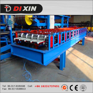 Dx EPS Sandwich Panel Roll Forming Machinery pictures & photos