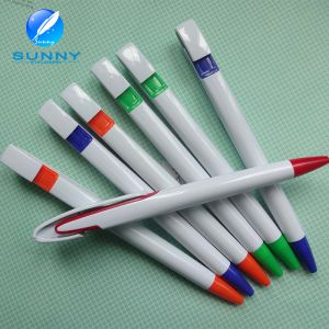 Promotional Gift Plastic Ball Pen Click Ball Pen with Logo pictures & photos