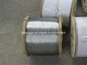 Steel Wire Rope, Galvanized Steel Wire Strand. 1*7 pictures & photos