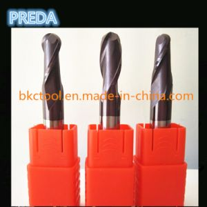 Solid Carbide Ball Nose End Mills pictures & photos