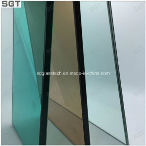 6.38mm Colored/ PVB Laminated Glass with Ce pictures & photos