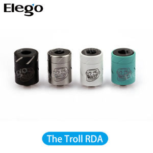 Wotofo The Troll Rda Rebuildable Dripping Atomizer pictures & photos