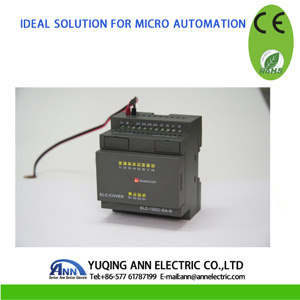 Micro PLC Controller Smart Relay Elc-12AC-R-Cap Ce RoHS pictures & photos