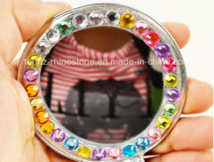 Scrapbooking Rhinestone Strip Sticker Crystal Sticker (TS-109 Mixed color in strip) pictures & photos