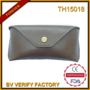 Th15018 Fashion Sunglass Case/Sunglass Case/Leather Sunglasses Case pictures & photos