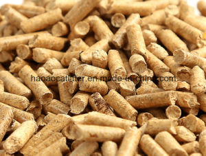 Unclumping Pine Wood Cat Litter (SM01) pictures & photos