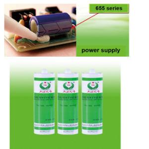 Antiflaming Silikon Sealant UL94-V0 Liquid Silicone Rubber Electronic Adhesive pictures & photos